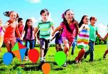 Детский день в Метро
