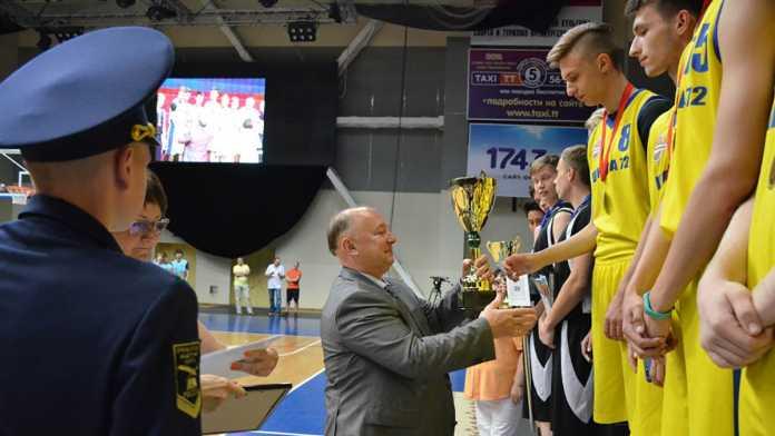 В Оренбуржье завершился Чемпионата Школьной баскетбольной лиги сезона 2017-2018 годов