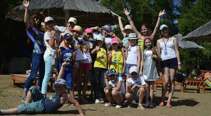 Каждый ребенок найдет себе занятия по душе в детском лагере Language LInk