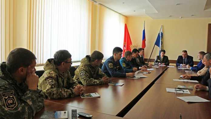 В Оренбурге обсудили меры, направленные на профилактику возникновения пожаров