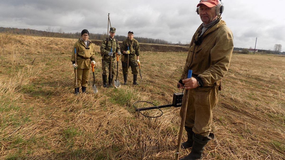 Оренбургские поисковики завершили весеннюю Вахту