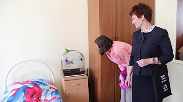 В Гайском детском доме-интернате на днях состоялся круглый стол