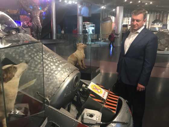 Музей - квартира Юрия и Валентины Гагариных в Оренбурге должен стать уникальным