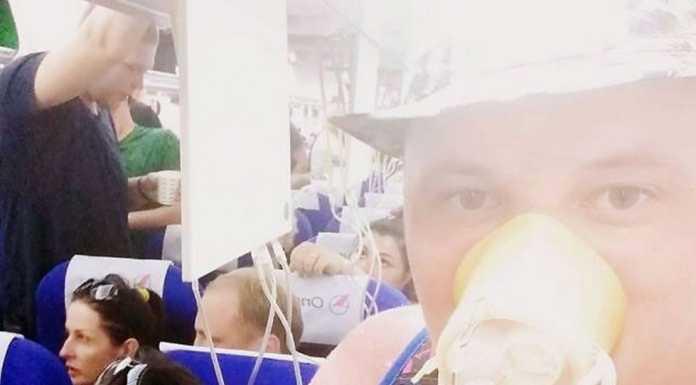 Евгений Литвинов, один из пассажиров рейса Анталия - Челябинск