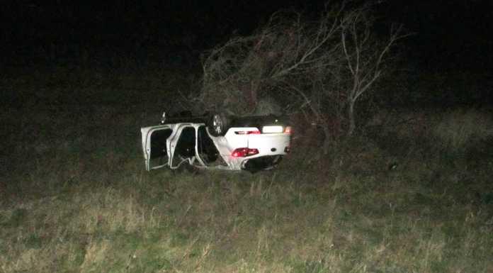 Kia Sportage съехал в кювет, водитель и пассажир погибли