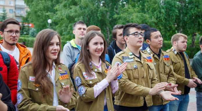 В ОГУ вручили сертификаты бойцам студенческих отрядов