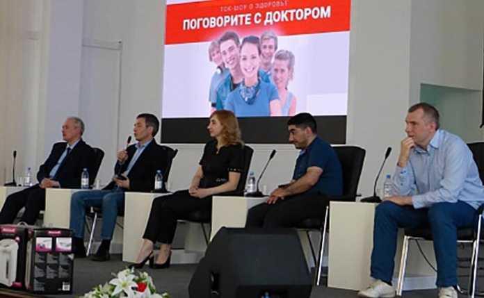 Оренбургские медики делятся опытом профилактической работы