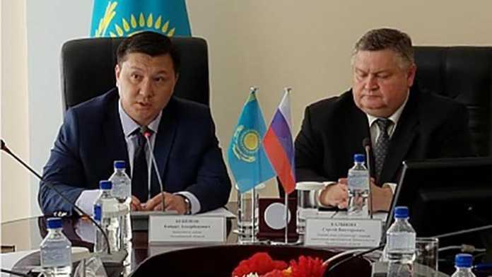 в Актобе обсудили важные проекты для развития Оренбуржья и Актюбинской области