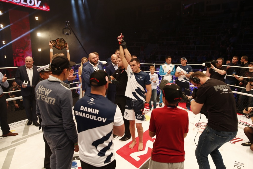 M-1 Challenge 94: чемпионский пояс остался в Оренбурге