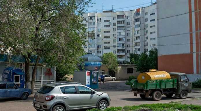 В Оренбурге снесут очередную самовольную постройку