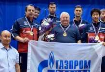 Оренбургский клуб «Факел-Газпром» стал обладателем Кубка России