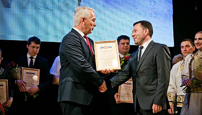 В Оренбурге чествовали лучших представителей областного здравоохранения
