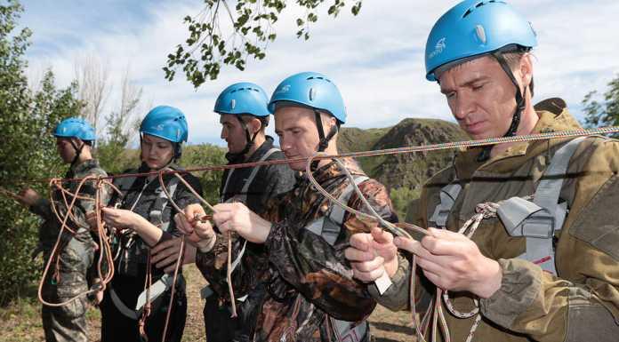 Работники Уральской Стали приняли участие в корпоративном турслёте