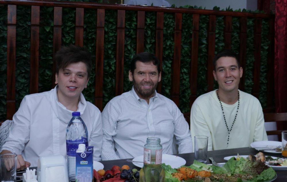 Праздничный вечер татаро-башкирских соотечественников в честь Ураза-байрам в ОАЭ // фото: пресс служба