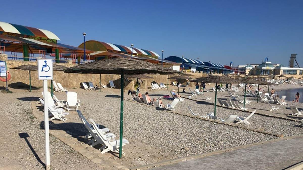 Курорт «Солёные озера»