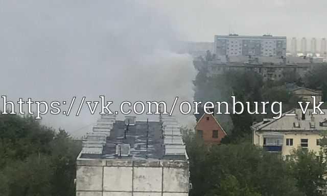 В Оренбурге спасенный из огня ребенок скончался в больнице