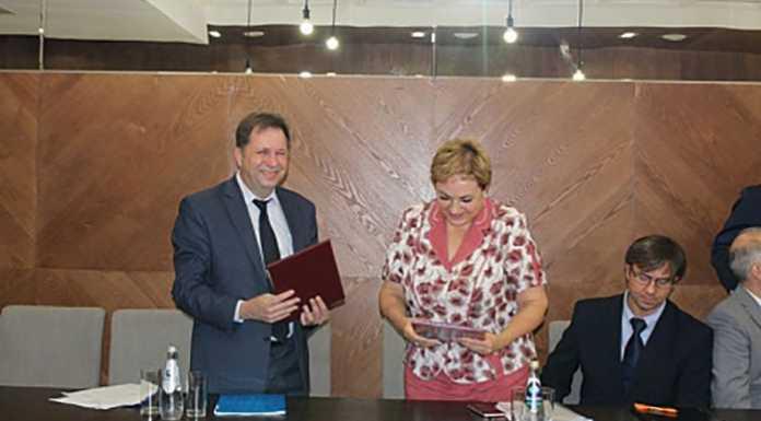 Сотрудничество Оренбургской и Самарской областей