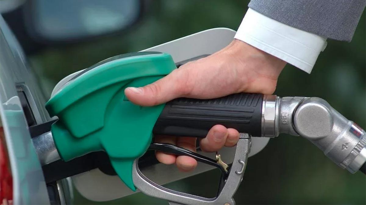 Заправка, бензин