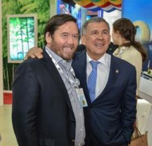 Исмагил Шангареев: Евразийский проект – Татарский мир