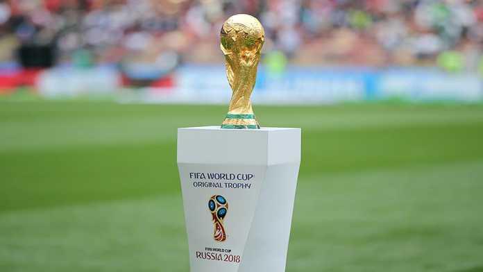 Кубок Чемпионата мира FIFA 2018.