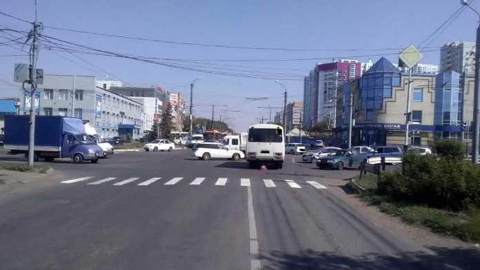 В ДТП на Шевченко пострадал 13-летний подросток
