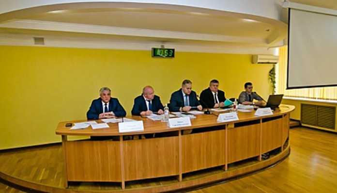 Урожай-2018: в Оренбурге провели совещание по вопросам приемки зерна