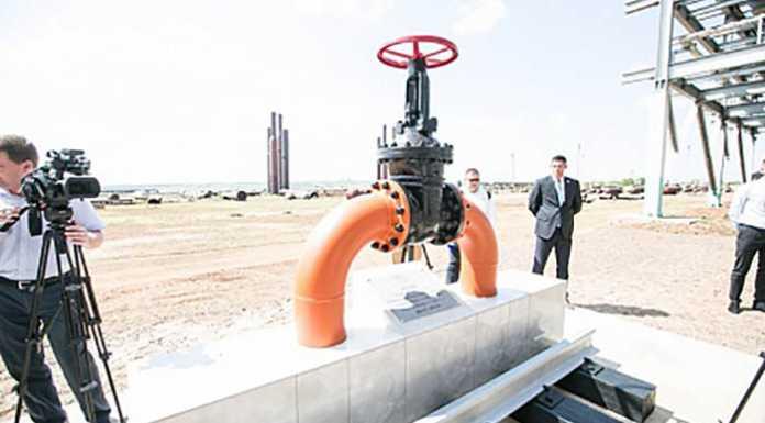 В Оренбуржье началось строительство комплекса переработки углеводородного сырья