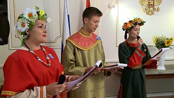 В Оренбуржье отметили День семьи, любви и верности