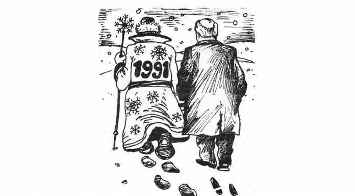 Роковой август 1991 года или распад СССР