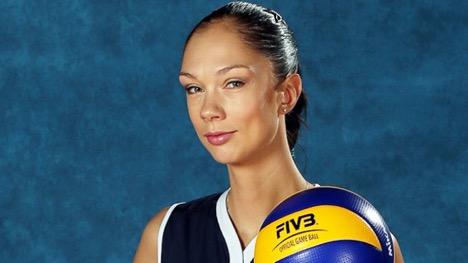 Екатерина Гамова – Заслуженный мастер спорта России