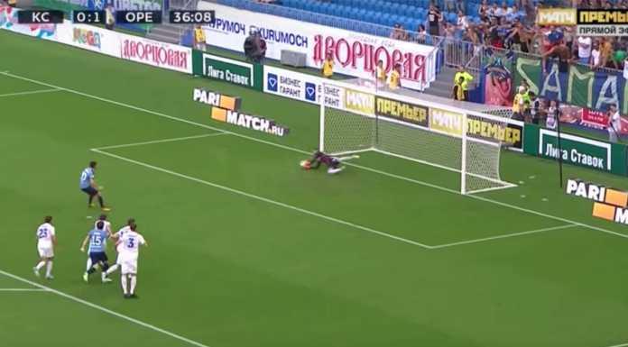ФК «Оренбург» одержал мощную победу над «Крыльями советов»