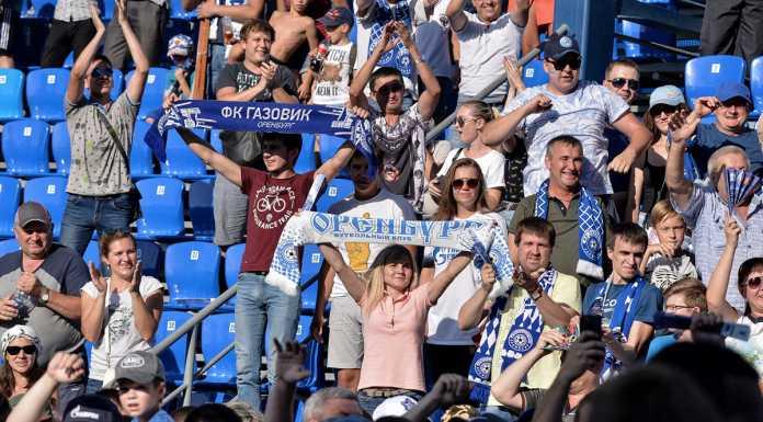 «Оренбург» одержал сенсационную победу над «Локомотивом»