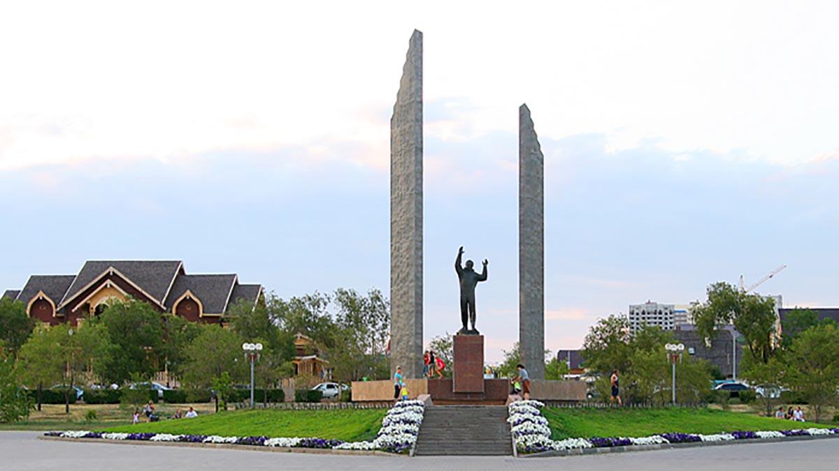 Сквер Ю. А. Гагарина