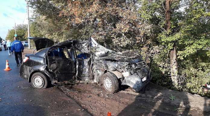 ДТП на Загородном шоссе: водитель и пассажир погибли