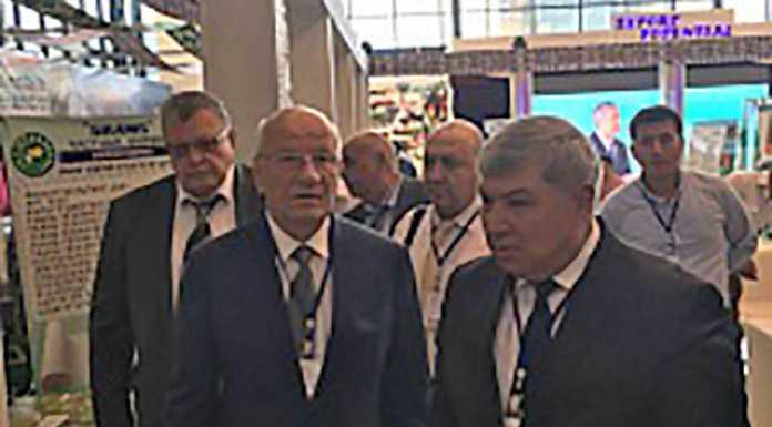 Юрий Берг в Узбекистане
