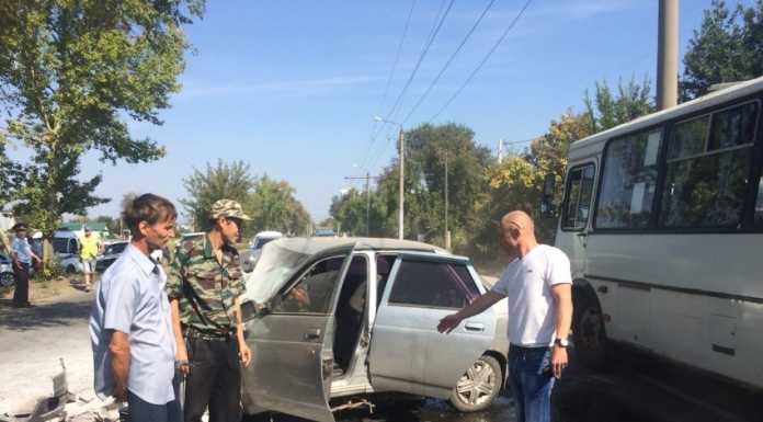 В серьезном ДТП на Илекской обошлось без жертв