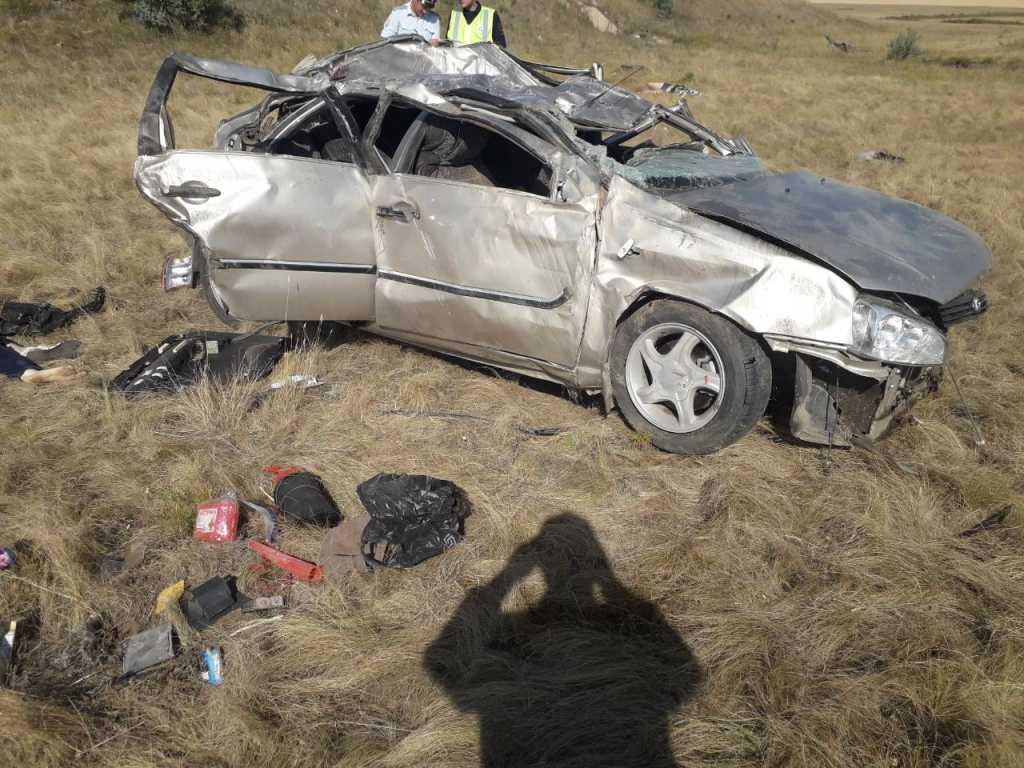В жутком ДТП под Орском погибли 7 человек