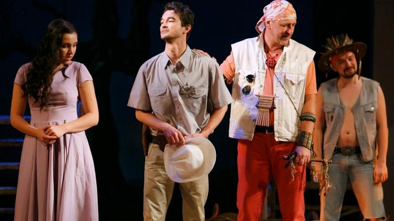 Оренбургский драматический театр едет на международный фестиваль в Литву