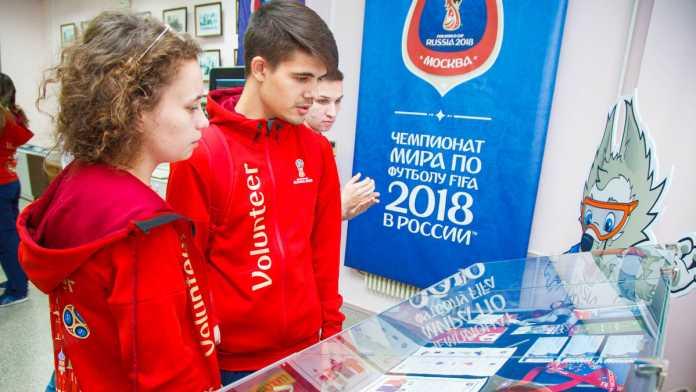 В музее истории ОГУ открылась экспозиция, посвященная волонтерскому движению