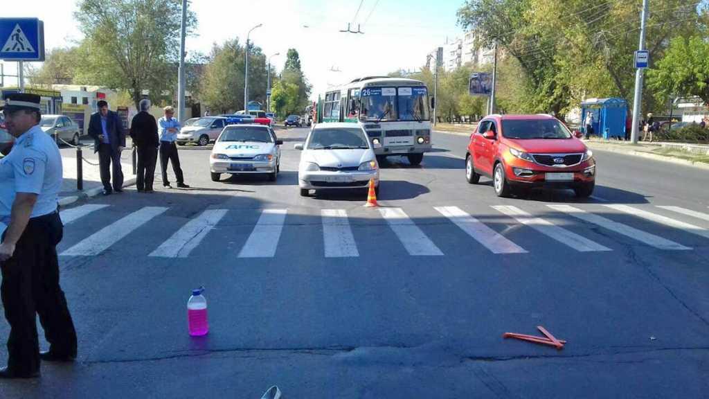 Водитель «Калины» насмерть сбил женщину на пешеходном переходе