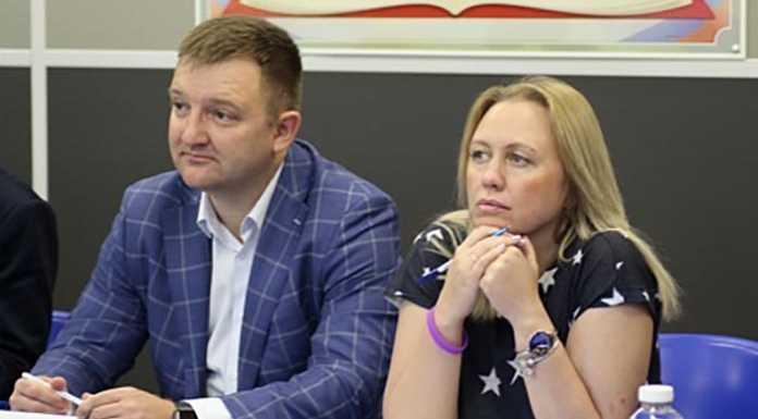Александр Бугаев и Екатерина Драгунова