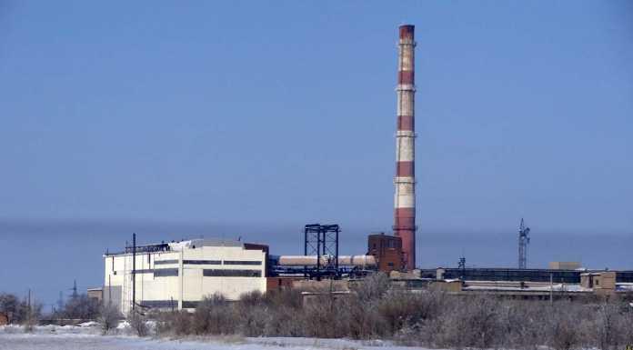 Светлинский ферроникелевый завод