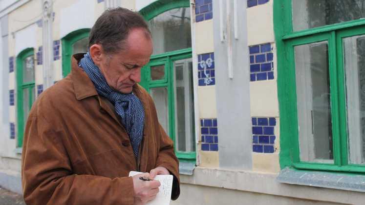 Арно де Ла Гранж в Оренбурге
