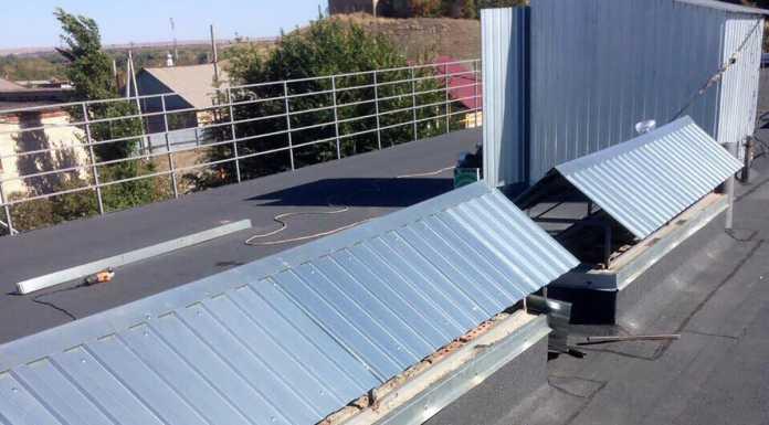 В селе Хабарное завершен капитальных ремонт крыш