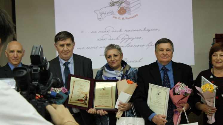 Книгу «Избранное» Ивана Уханова представили в Оренбурге