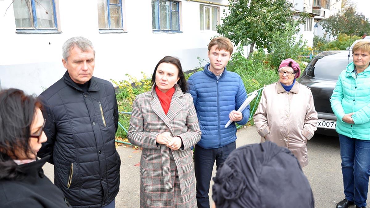 Жители дома 14А на улице Нагорной дождались капремонта