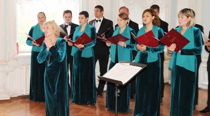 Музыкальный вечер с камерным хором Ольги Серебрийской