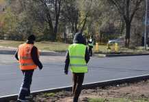 Сезон ремонта дорог подходит к завершению