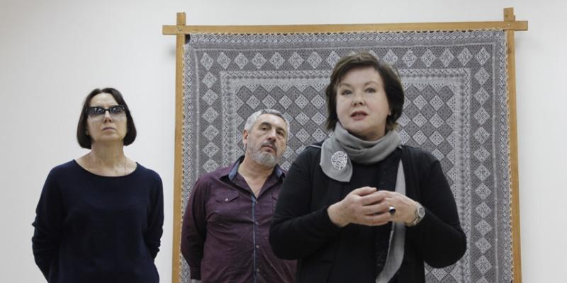 Дни оренбургского пухового платка
