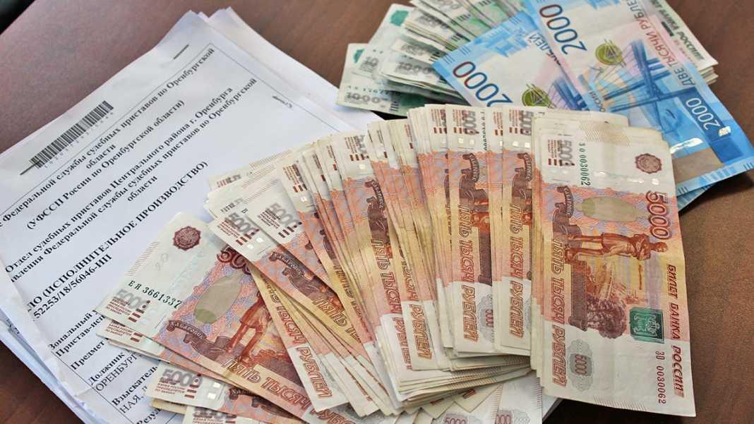 Женщину арестовали за долги по алиментам